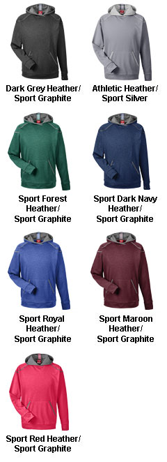 Mens Excel Performance Hoodie - All Colors
