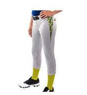Custom Youth Leadoff Traditional Low-Rise Pants