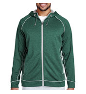 Custom Mens Excel Performance Fleece Jacket