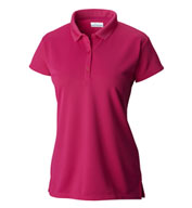 Columbia Ladies Innisfree Short Sleeve Polo