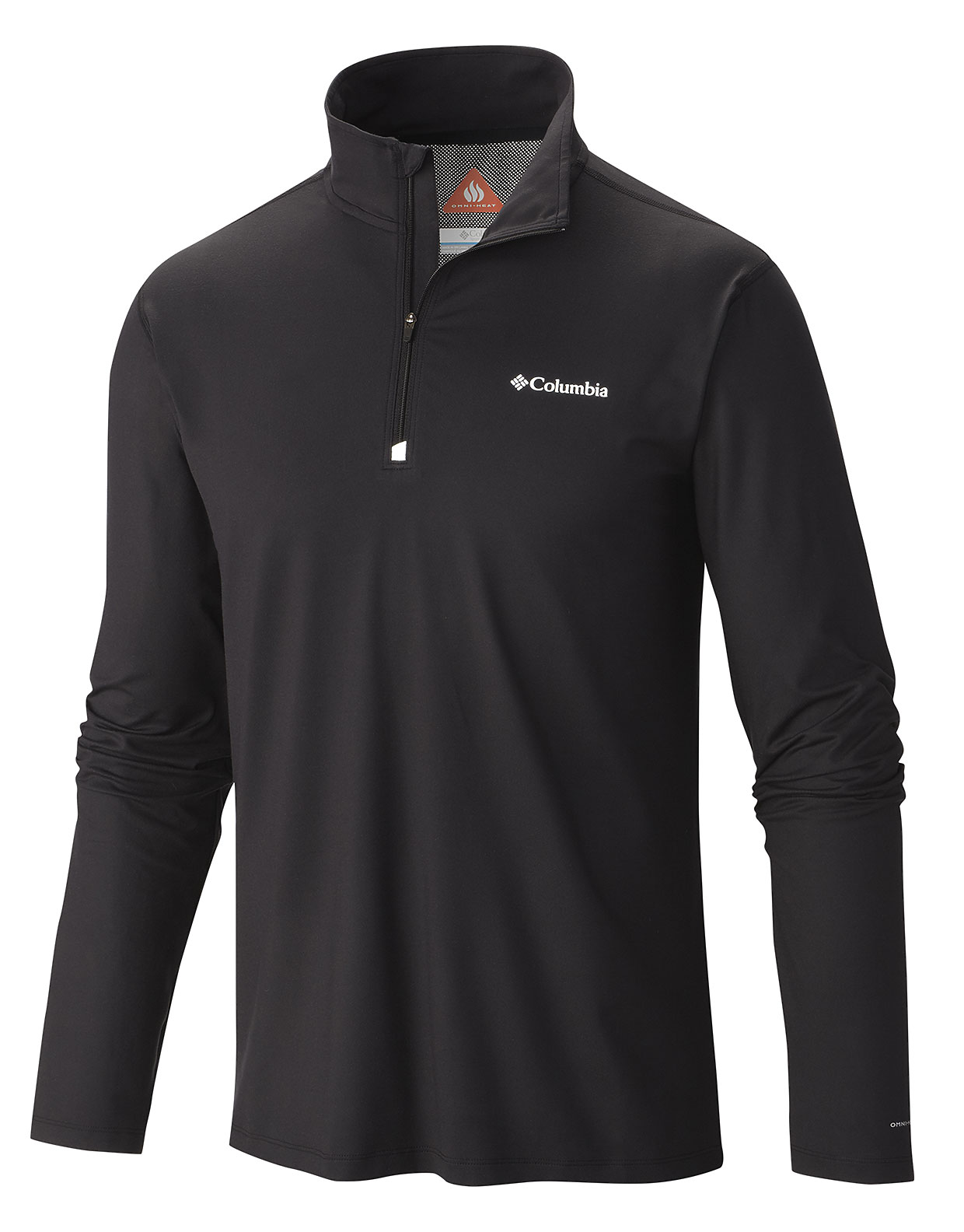 Columbia Mens Trail Summit Half-Zip Pullover