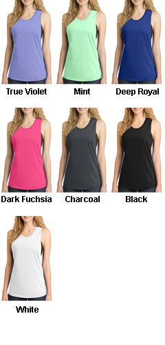 Juniors V.I.T. Festival Tank - All Colors
