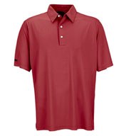 Custom Greg Norman Play Dry ML75 Nailhead Jacquard Polo