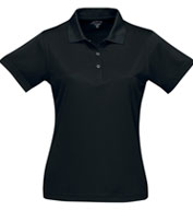 Custom Lady Vital Snap Polo