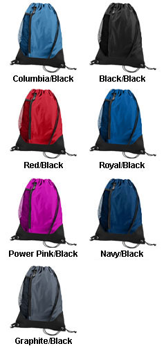 Tres Drawstring Backpack - All Colors