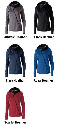 Ladies Artillery Angled Jacket - All Colors