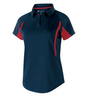 Ladies Short Sleeve Avenger Polo
