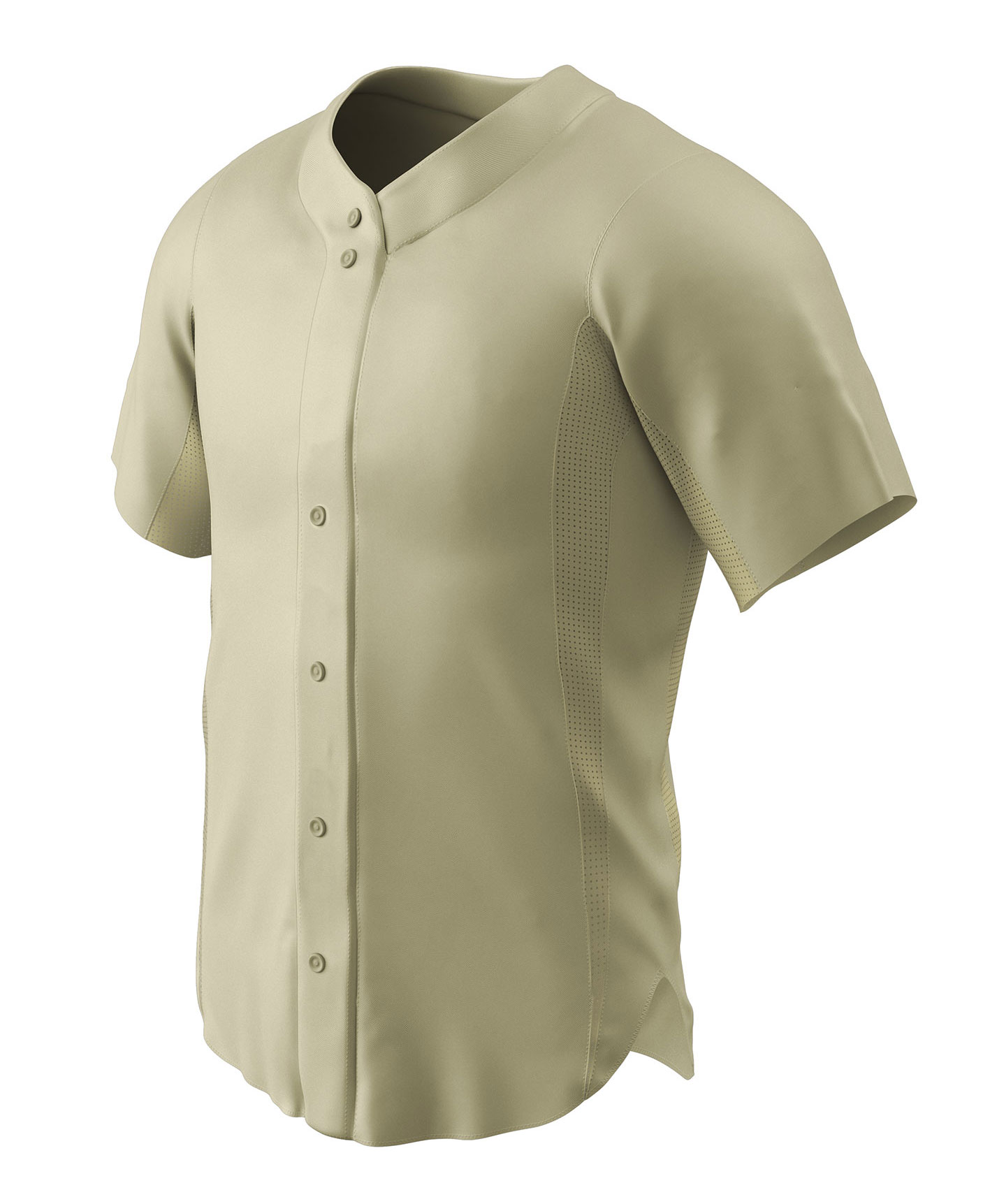 Youth Reliever Full Button Baseball Jersey