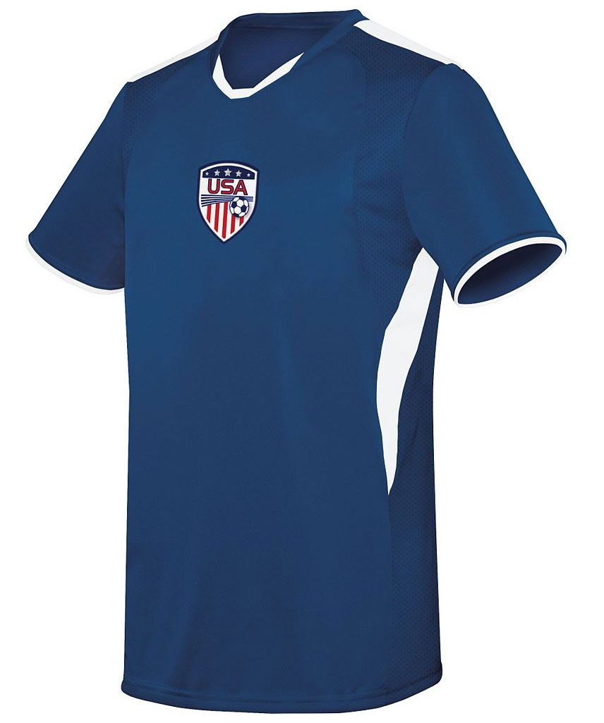 Adult Globe International Soccer Jersey