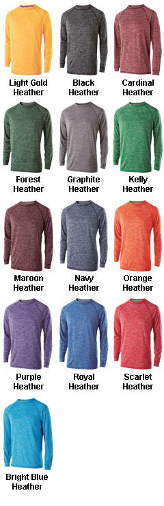 Youth Electrify 2.0 Long Sleeve - All Colors