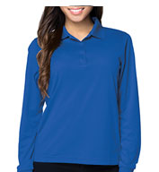 Lady Vital Long Sleeve Polo