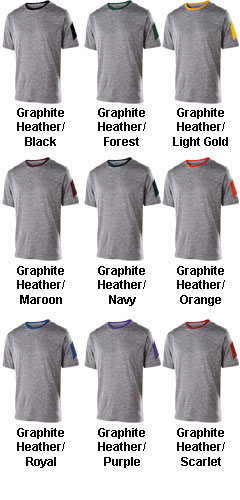 Adult Electron Short Sleeve - All Colors