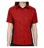Lady Muckler Bowling Shirt