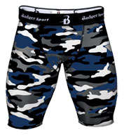 Camo Compression Short