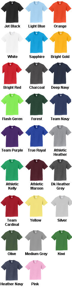 Youth Fan Favorite Tee - All Colors