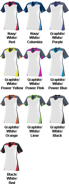 Girls Matrix Jersey - All Colors