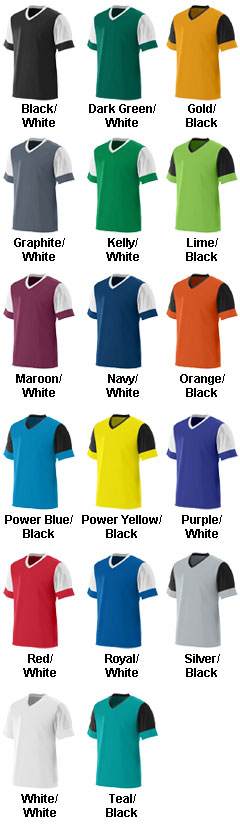 Youth Lightning Jersey - All Colors