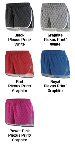 Ladies Fysique Short - All Colors