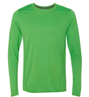Custom Gildan Tech Performance Long Sleeve T-Shirt