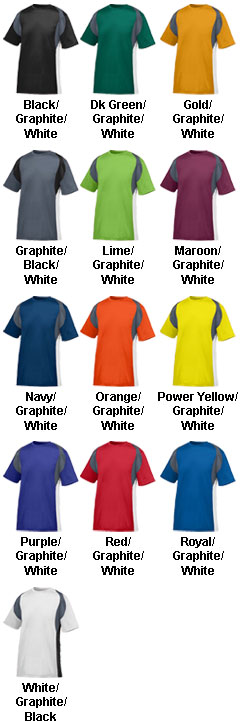 Youth Quasar Jersey - All Colors
