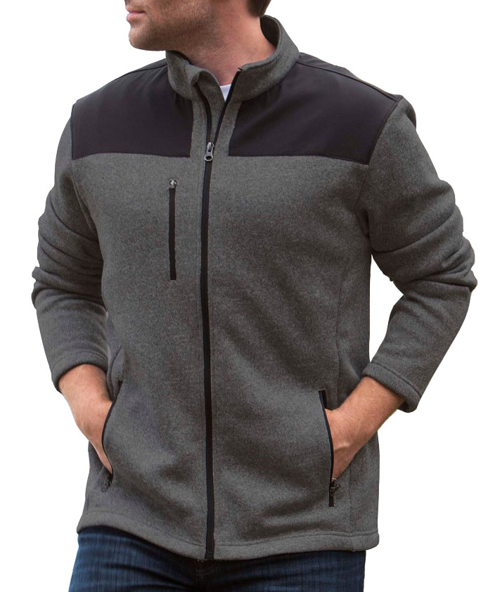 Adult Capitan Sweater Fleece