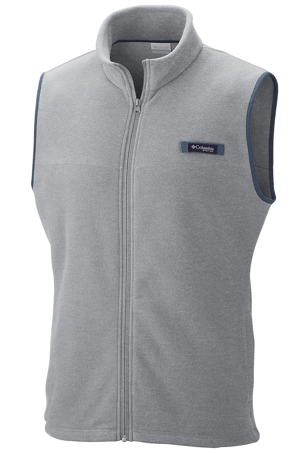 Columbia Mens Harborside Fleece Vest