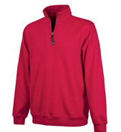 Custom Adult Crosswind Quarter Zip Sweatshirt