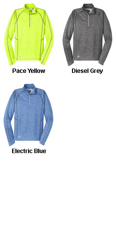 Ogio® Endurance Pursuit 1/4-Zip - All Colors