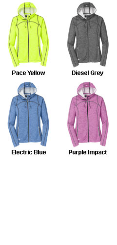 Ogio® Endurance Ladies Pursuit Full-Zip - All Colors