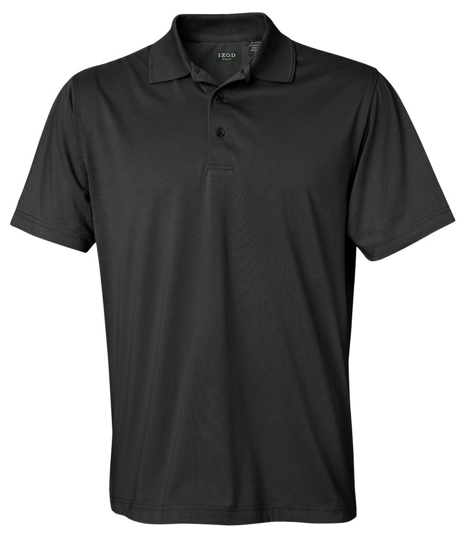 IZOD� Mens Pima Cool Performance Jersey Polo