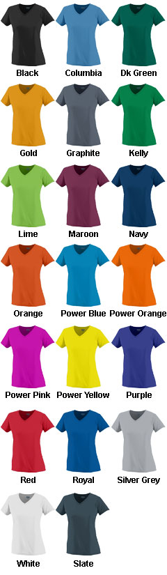 Girls Wicking T-Shirt - All Colors