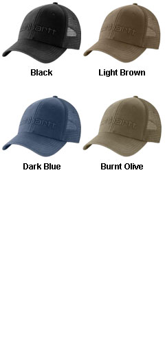 Carhartt Dunmore Cap - All Colors