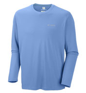 Custom Mens Columbia PFG Zero Rules Long Sleeve Shirt