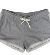 Womens French Terry Short