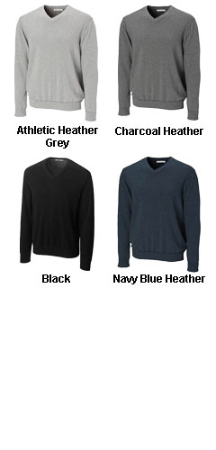 Mens Broadview V-neck Sweater - All Colors