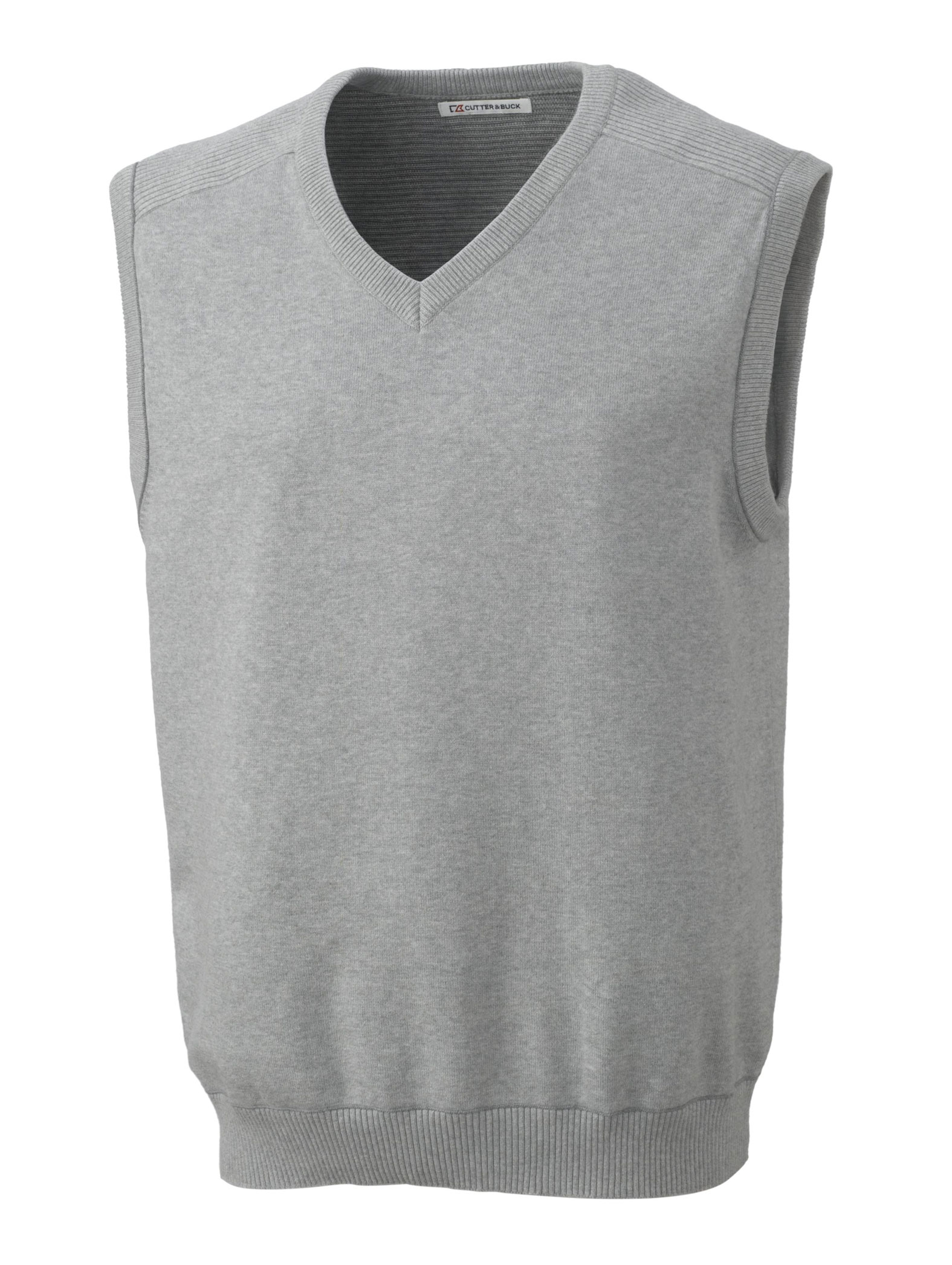 Big and Tall Mens Broadview V-neck Sweater Vest