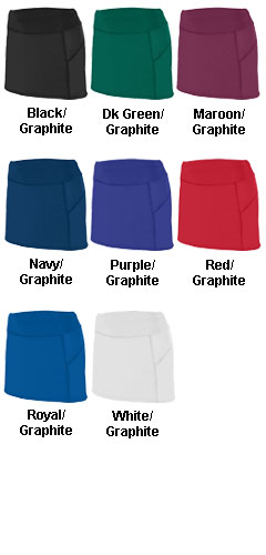 Girls Femfit Skort - All Colors