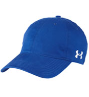 Custom Under Armour Adjustable Chino Cap