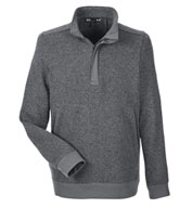 Custom Mens Under Armour Elevate 1/4 Zip Sweater