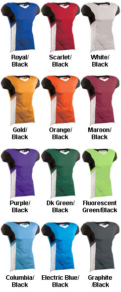 Youth Takeaway Football Jersey - All Colors