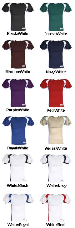 Youth Rockies Football Jersey - All Colors
