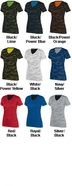 Ladies Sleet Wicking Tee - All Colors