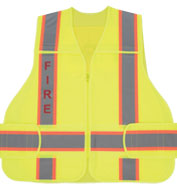 FIRE 5-Point Breakaway Vest