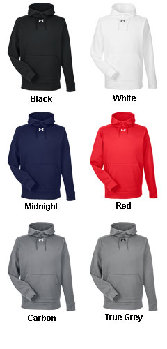 Mens Under Armour Storm Armour� Fleece Hoodie - All Colors