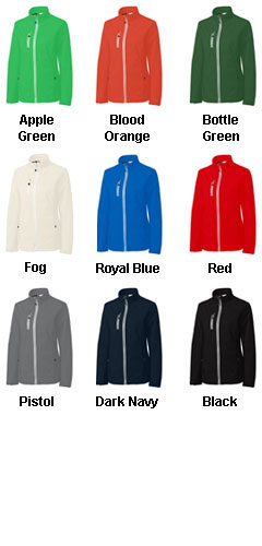 Clique Ladies Telemark Softshell - All Colors