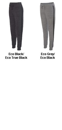 Womens Eco-Jersey Jogger Pant - All Colors
