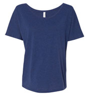 Custom Bella + Canvas Womens Slouchy Tee