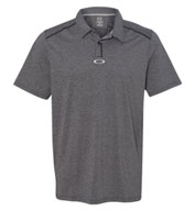 Custom Oakley - Newlyn Heathered Polo