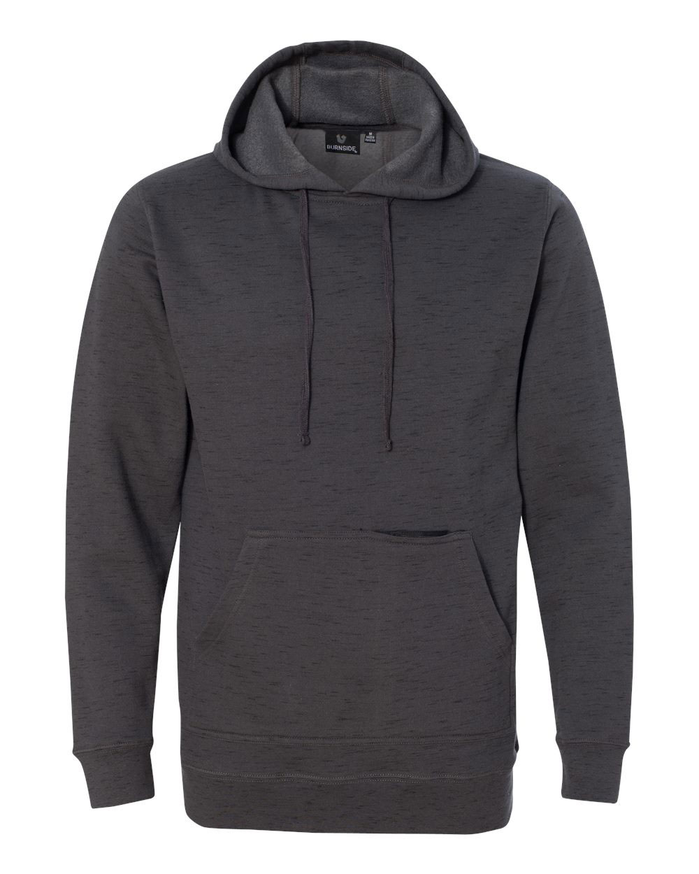 Burnside Injected Yarn Dyed Fleece Hooded Pullover