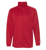 Custom Rawlings Full-Zip Flatback Mesh Fleece Jacket